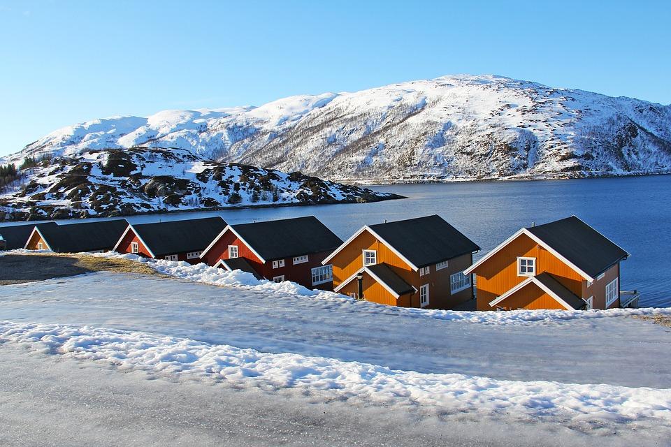 Cabin, Stay, Northern Lights, Fishermen Cabins