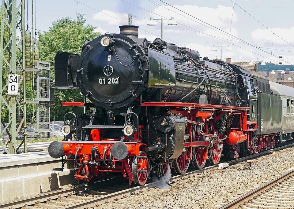 Steam Locomotive, Nostalgia, Special Crossing, Stay
