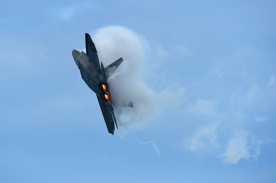 F-22, Raptor, Us Air Force, Stealth