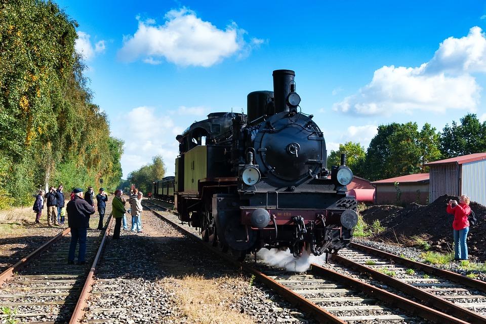 Steam, Locomotive, Steam Locomotive, Historically, Loco