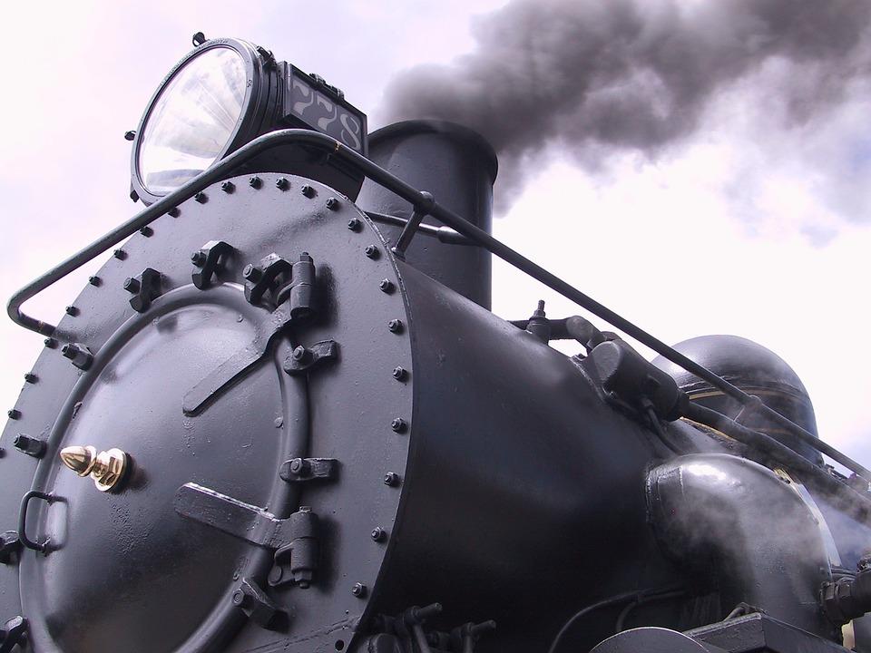 Steam, Loco, Railway, Steam Locomotive, Train
