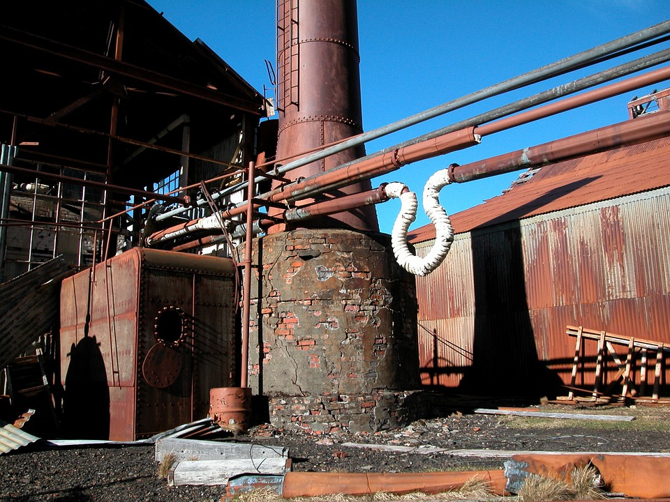 Industrial Heritage, South Georgia, Whaling, Steam