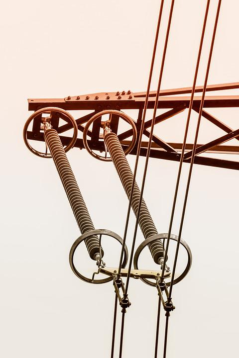 Steel, Strommast, Structure, Architecture, Electricity