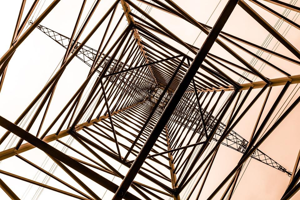 Steel Scaffolding, Structure, Power Generation