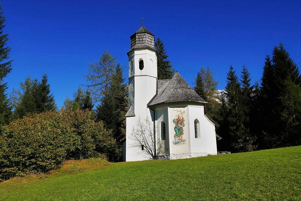 Church, Pilgrimage Church, House Of Worship, Steeple
