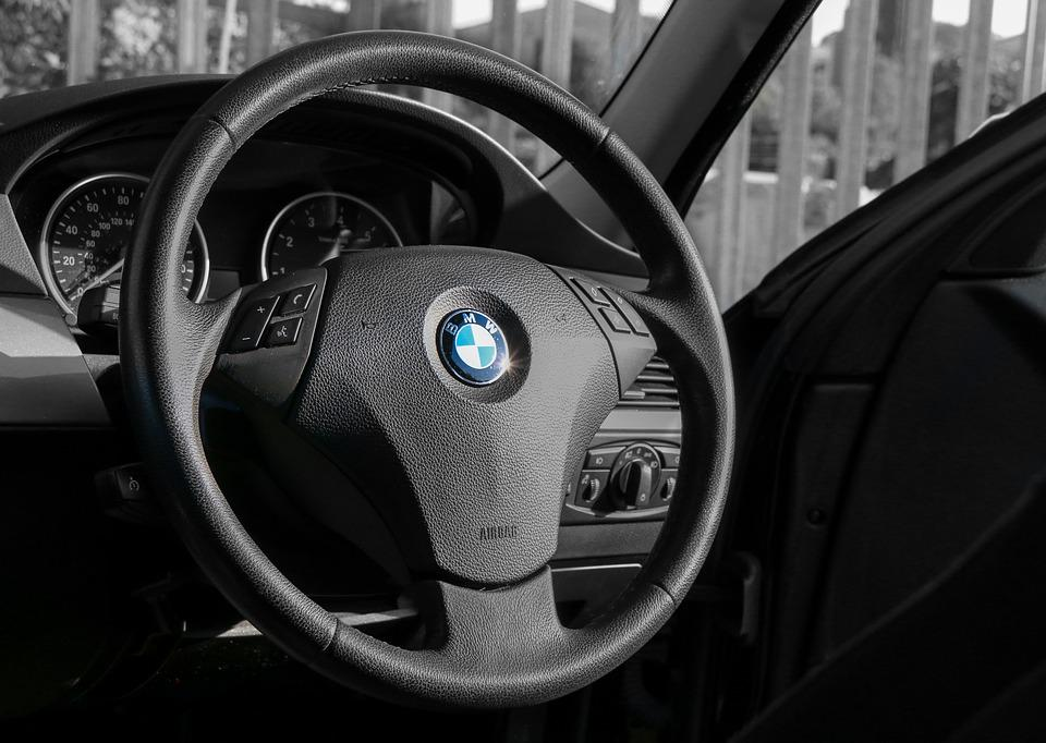 Free Photo Steering Bmw Car Steering Wheel Travel Dashboard Max Pixel