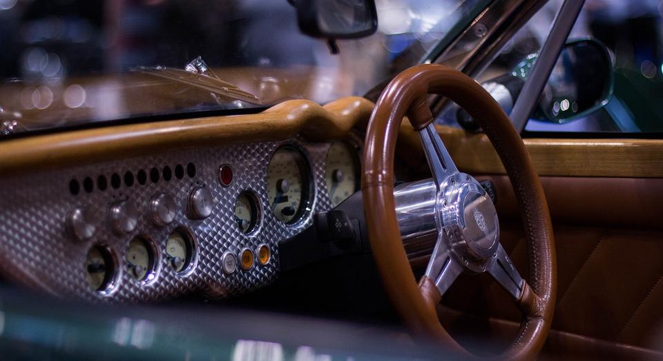 Steering Wheel, Car, Steering, Wheel, Vehicle