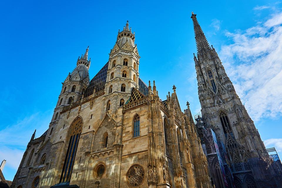 Vienna, Stefan, St Stephan's Cathedral, Stephansplatz