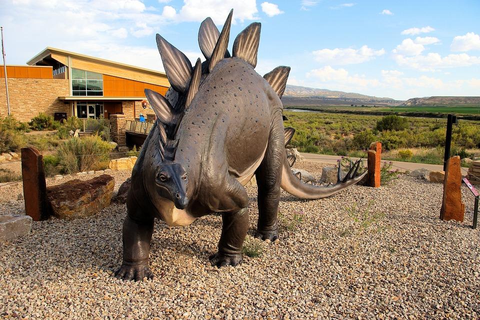 Stegosaurus Statue, Stegosaurus, Statue, Dinosaur