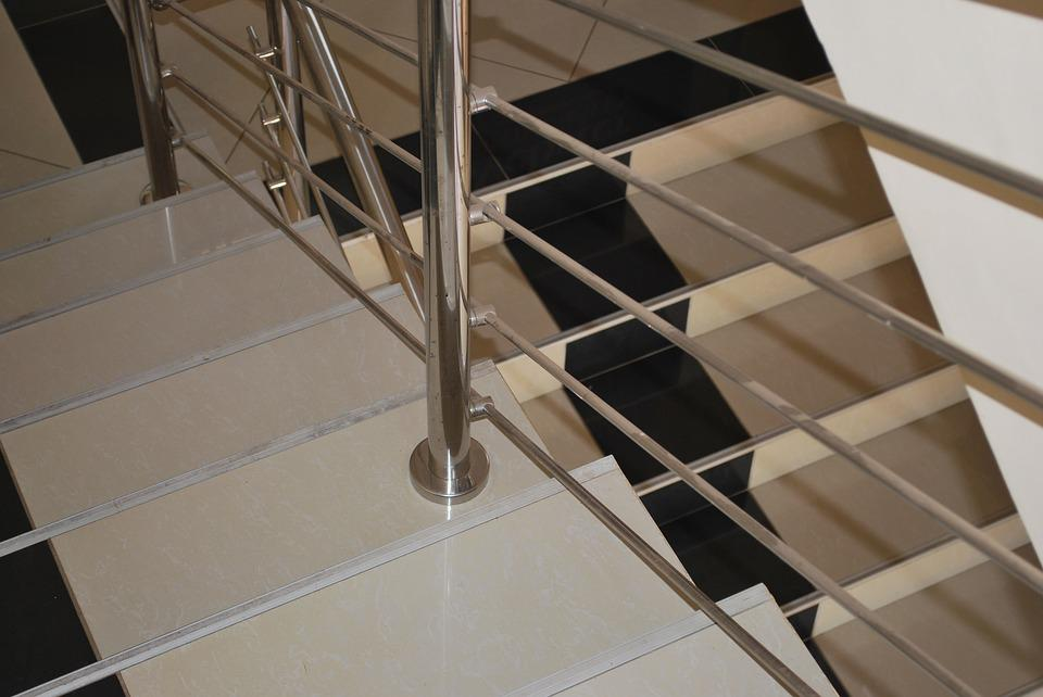 Step, Glass Items, Architecture, Ladder, Contemporary