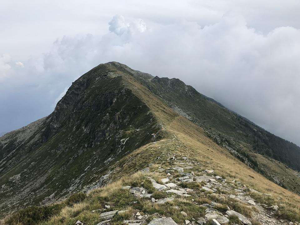 Step Mem, Lace Morinere, Alpine Route, Alps, Alpine