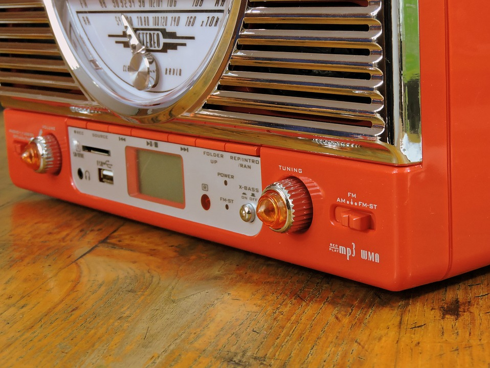 Radio, Volume, Vintage, Stereo, Frequency, Music