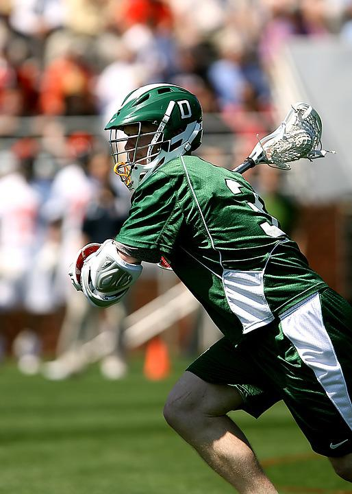 Lacrosse, Player, Attack, Stick, Sport, Helmet, Playing
