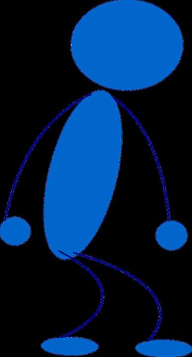 Stickman, Stick Figure, Matchstick Man, Cartoon