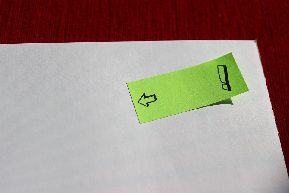 Sticky Notes, Note, Sticky Note, Block, Adhesive Note