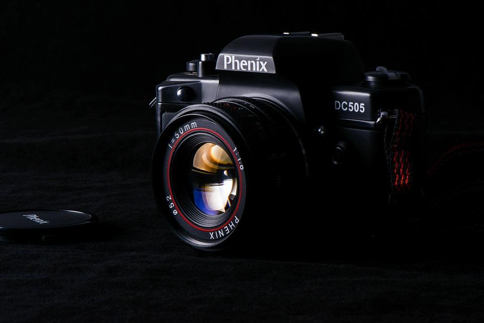 Camera, Slr, Old Camera, Still Life, Phoenix