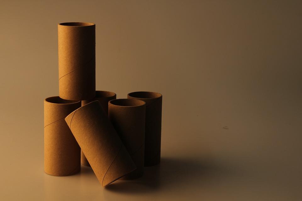 Roll, Paper, Still Life