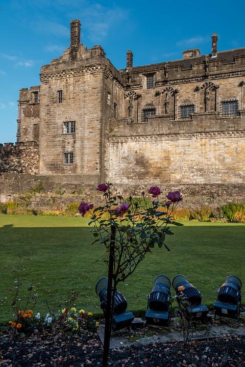 Stirling, Scotland, Castle, Scottish Castle