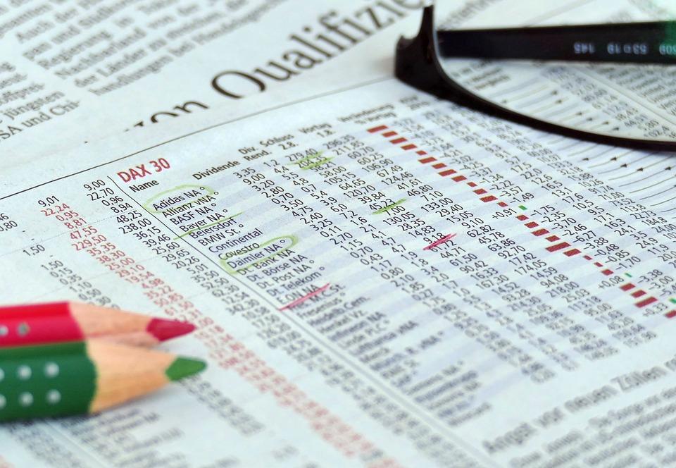 Dax, Shares, Stock Exchange, Dividends, Index