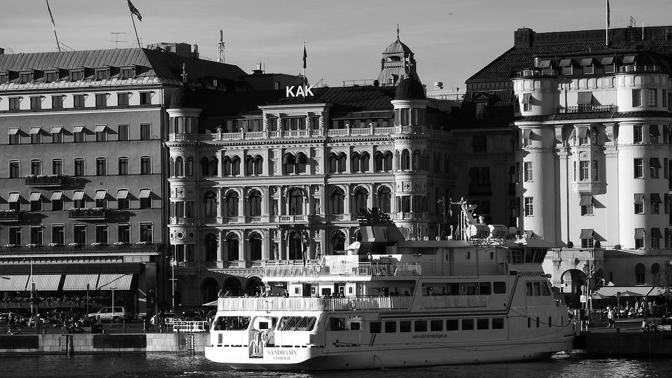 Gamla Stan, Sweden, Stockholm, Historical, Center