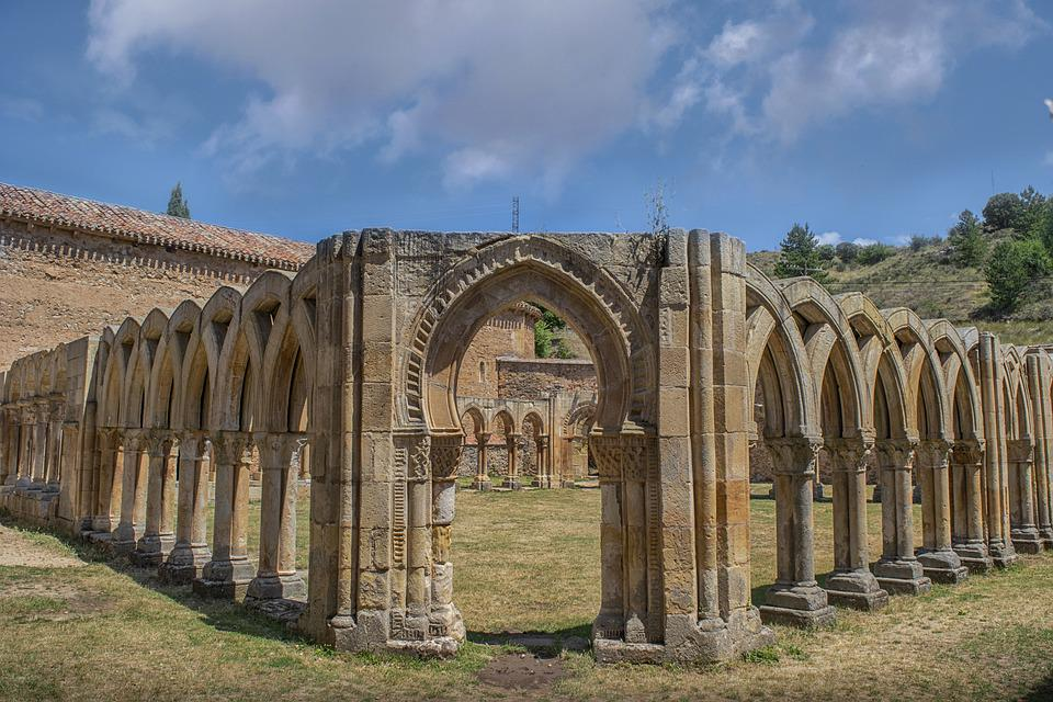 Architecture, Stone, Structure, Historical, Old, Abbey