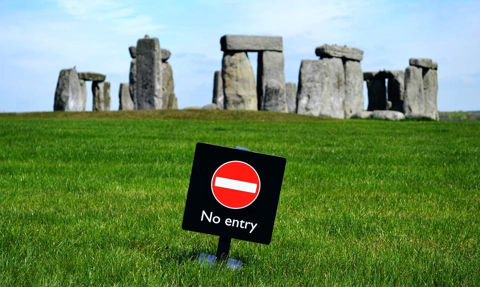 Stonehenge, Ancient, Stone, England, Monument