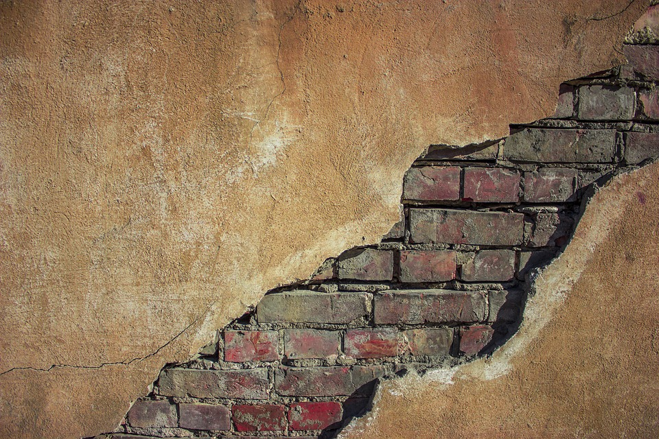 Wall, Old, Stone, Ancient, Architecture, Dirty, Brick
