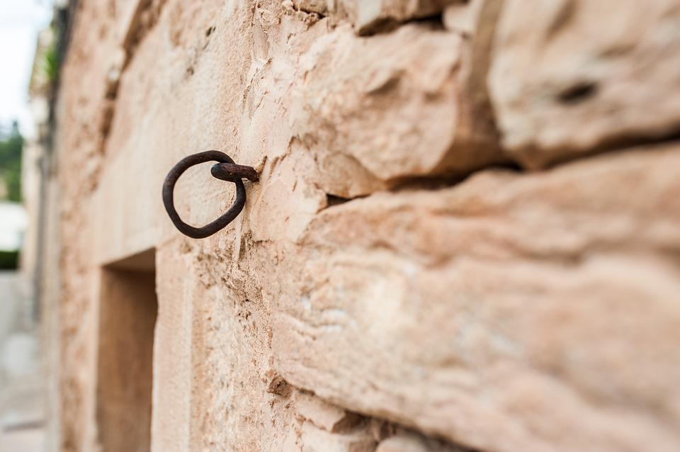 Stone, Portal, Architecture, Historically, Wall, Facade