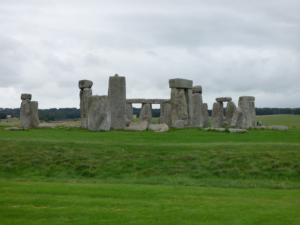 Stonehenge, Stone Circle, England, Uk, Britain, Circle