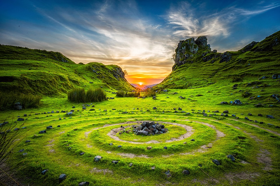 Stone Circles, Mystery, Cult, Concentric, History