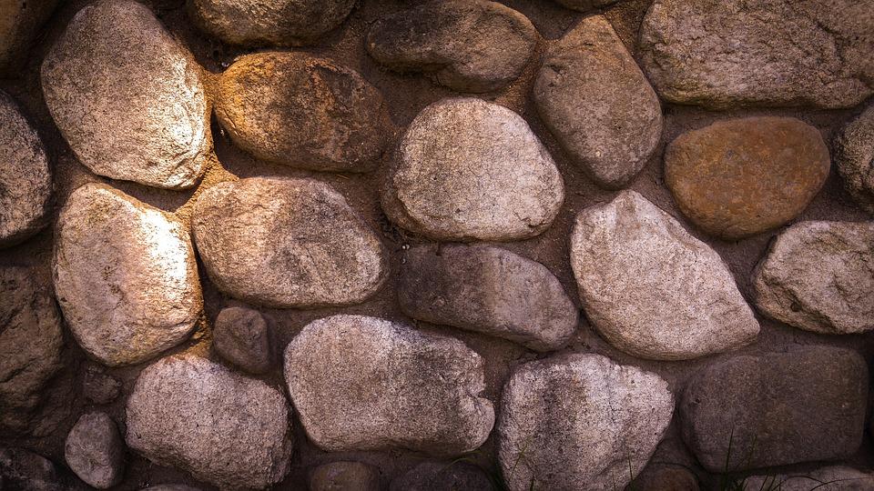 Cobblestone, Cobblestones, Rocks, Stone
