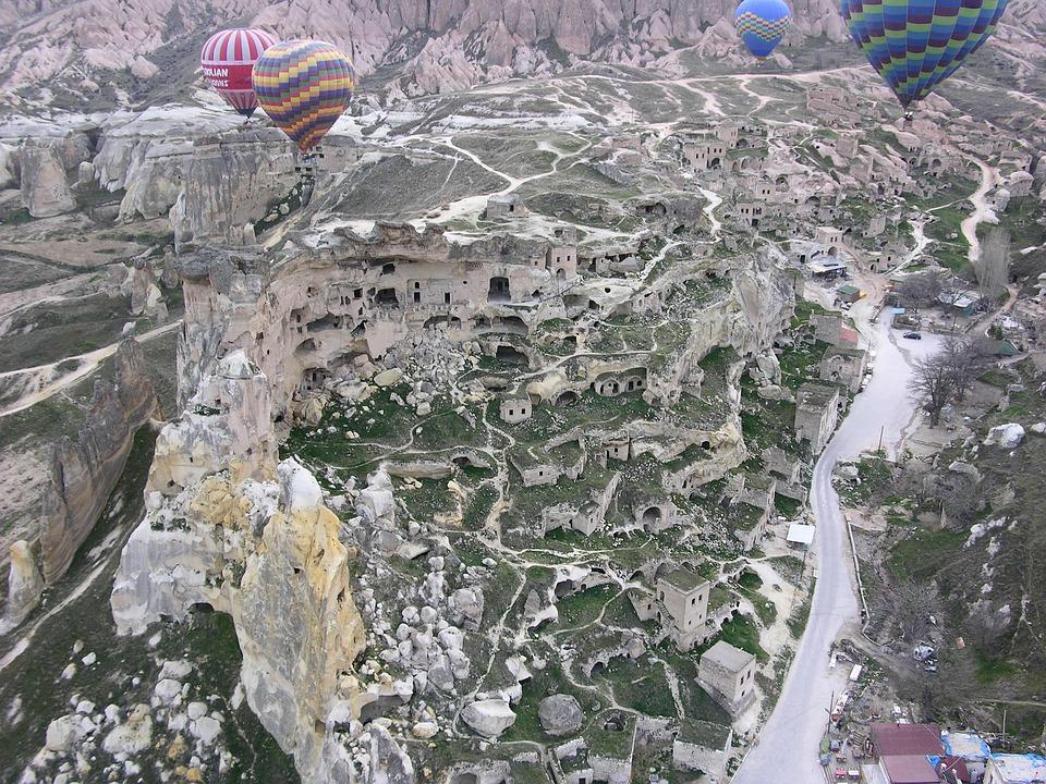 Cappadocia, Turkey, Stone House