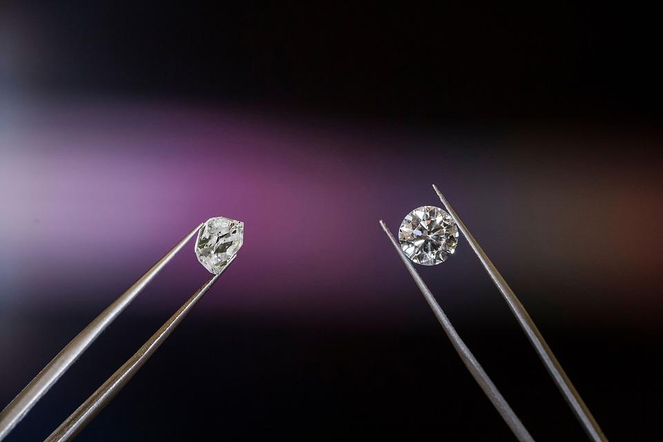 Diamond, Precious, Stone, Lab-grown Diamond