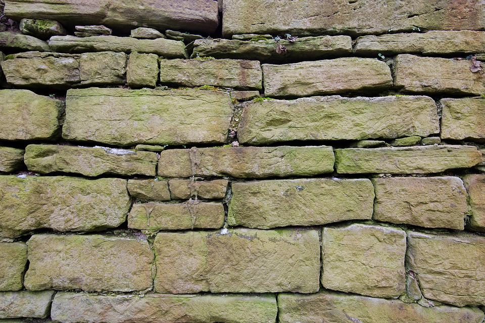 Stone, Wall, Pattern, Background, Rau, Texture, Old