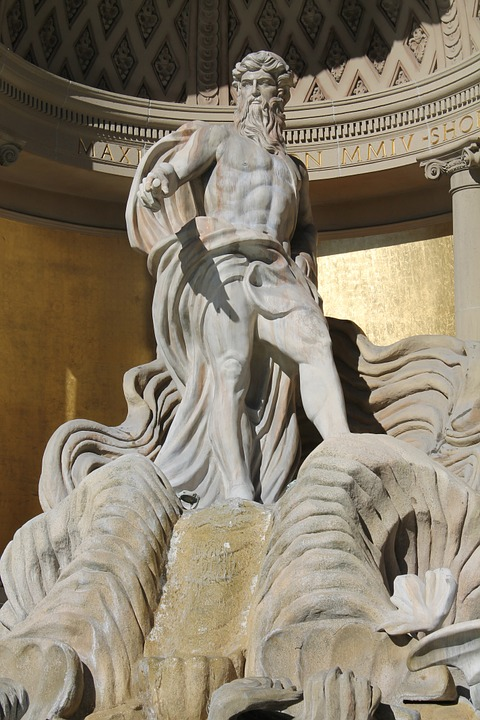 Statue, Roman, Sculpture, Stone Sculpture, Historic