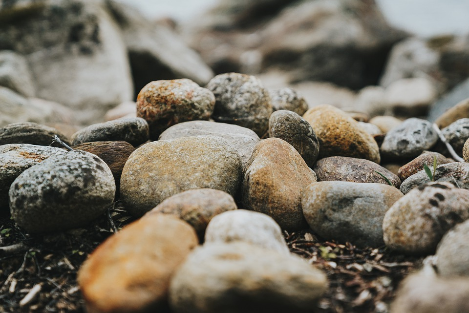 Pebbles, Rocks, Stones, Rock, Sea, Ocean, Water, Stone