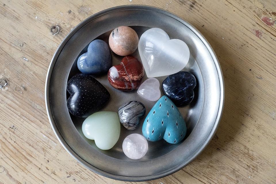 Heart, Stones, The Hearts Of Stone, Stone Spheres