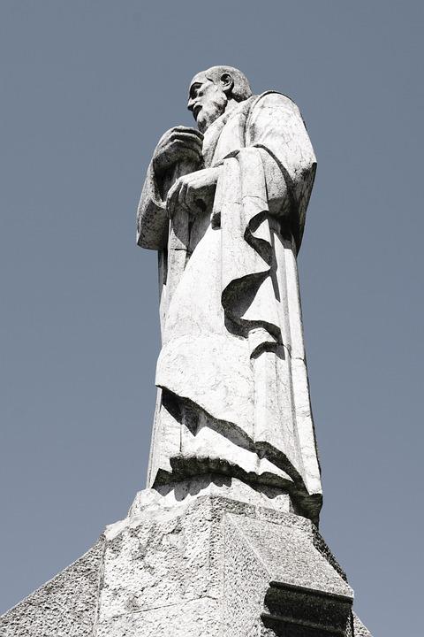 Statue, Monument, Sculpture, Architecture, Angel, Stone