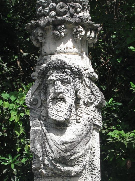 Statue, Garden, Sculpture, Stone, Park, Outdoor