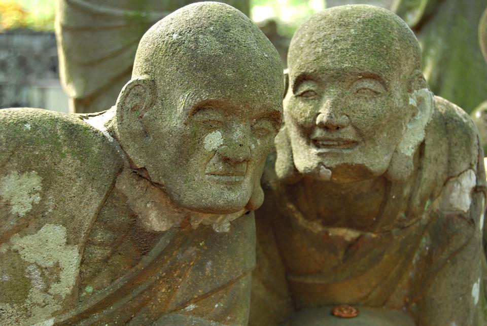 Buddha Statue, Stone Statues, Speak, Listen, Tradition