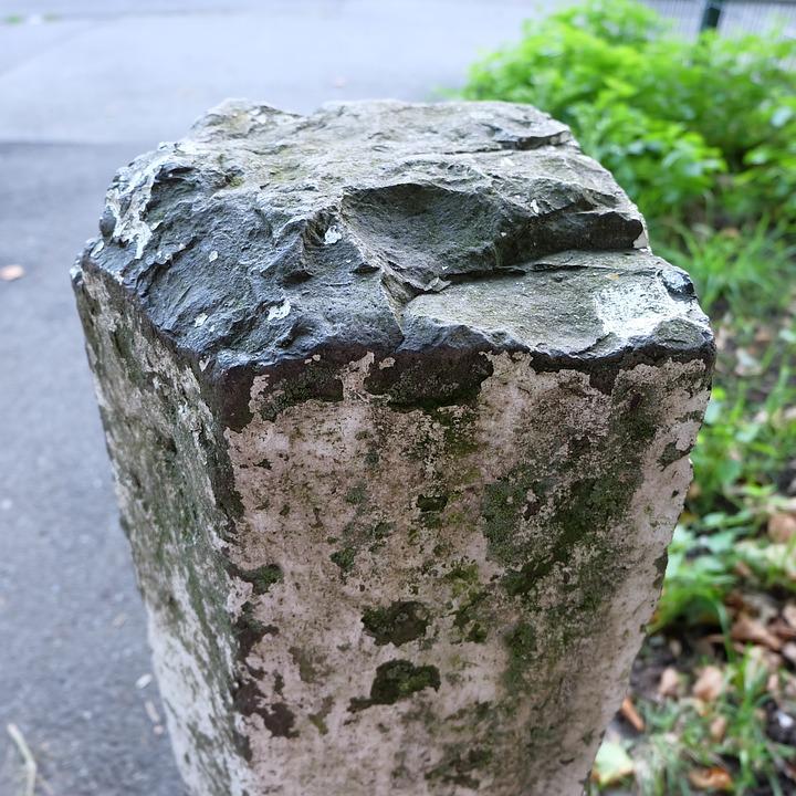 Stone, Stone Pillars, Steinalt