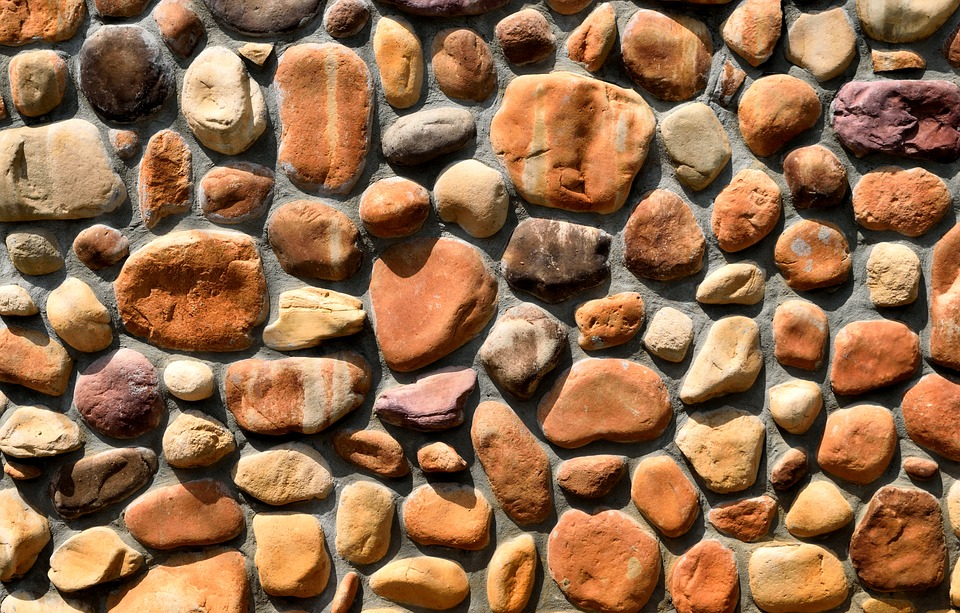 Stone Wall, Rock, Background, Backdrop, Wall, Stone