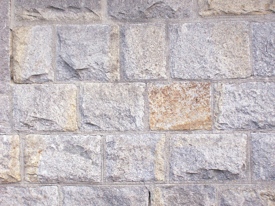 Stone Wall, Wall, Stone, Stones, Background