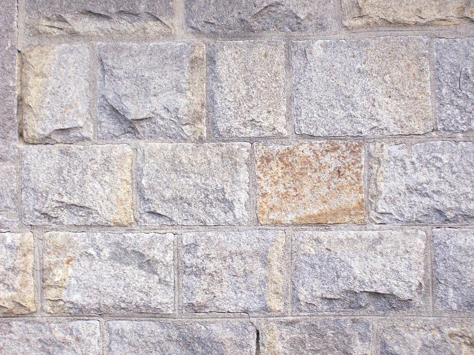 Stone Wall, Wall, Stone, Stones, Background