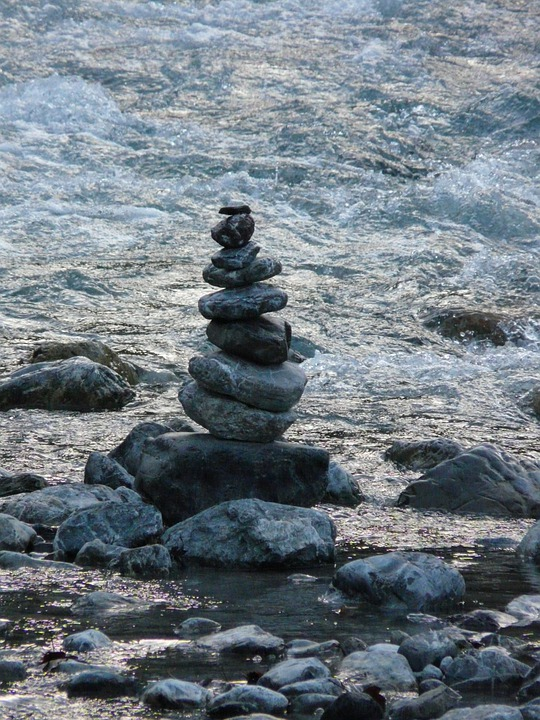 Cairn, Stone Tower, Stones, Turret, Cairns