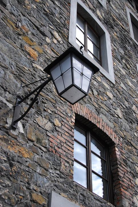 Vorarlberg, Feldkirch, Old House, Stone Wall