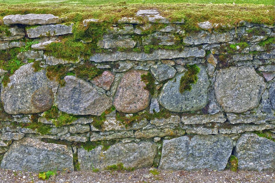 Wall, Stones, Background, Stone Wall, Trim, Pattern