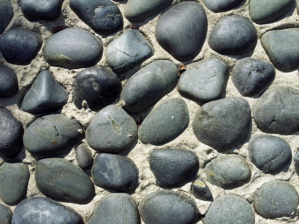 Gravel, Stone, Road, Background, Wallpaper, Pattern