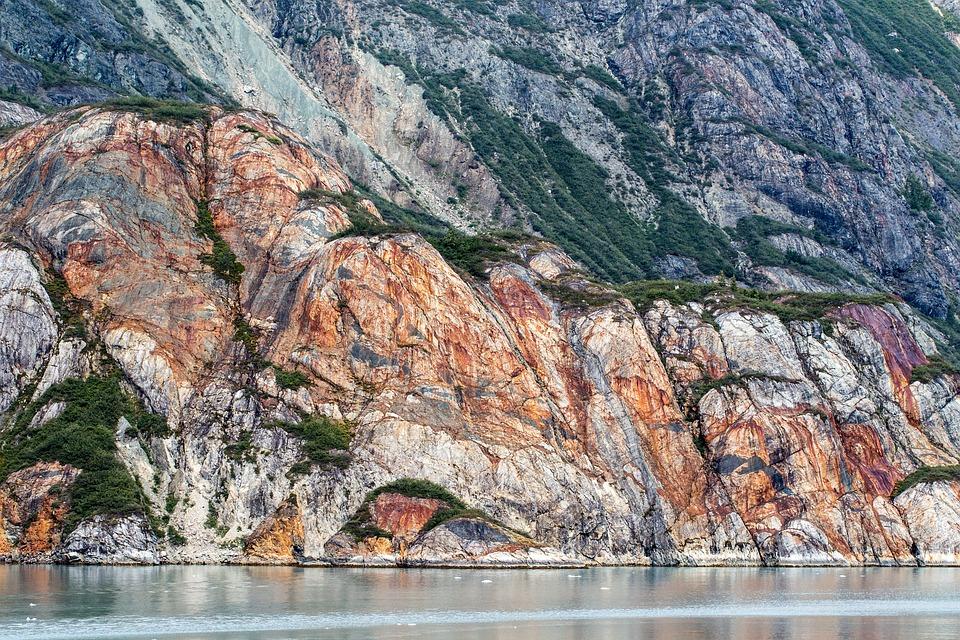 Rock, Stone, Water, Landscape, Nature, Beach, Sea