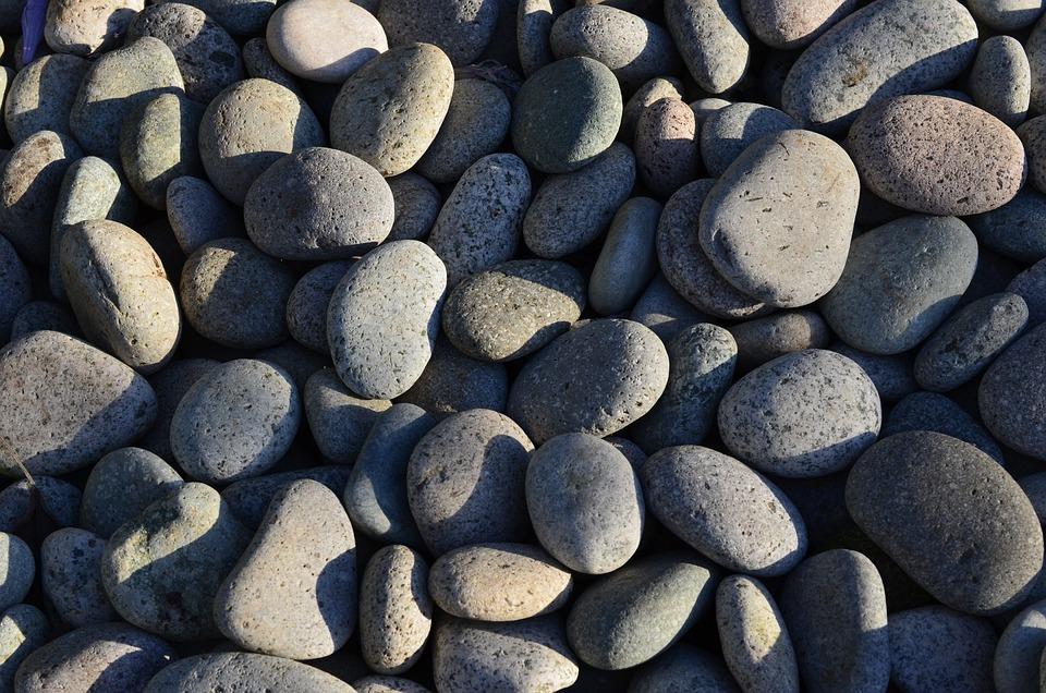 Stones, Pebble, Nature, Beach, Sea, Sand Gravel